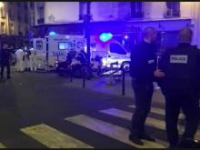 Terrorists launch attacks in Paris