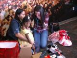 Mother meets recipient of infant son's donated heart