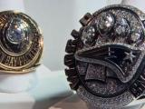 Super Bowl rings grow with pomp of game