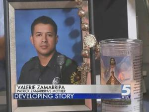 Valerie Zamarripa remembers the last conversation she had with her son. It was a typical conversation a mother would have with her adult son.
