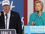 Trump closes polling gap on Clinton