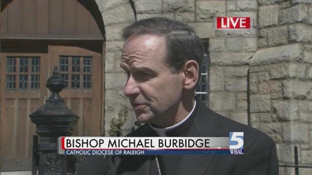 Bishop Michael Burbidge