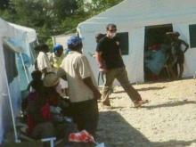 Triangle doctor visits Haiti during cholera outbreak