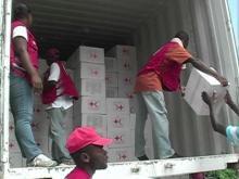 NC money put to use in Haiti