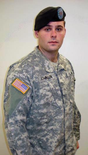 Pvt. William Christopher Johnson