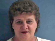Evelyn Strickland was charged with contempt of court after talking to an alternate juror in the murder trial of James Stallings. She is a supporter of Stallings.