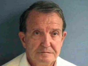 James Hamilton, an alternate juror in the murder trial of James Stallings, was charged with contempt of court after napping during the trial and talking to a supporter of the defendant.