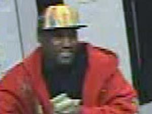 A man robbed the BB&T bank at 611 Oberlin Road on Friday afternoon, police said.