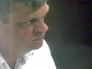 Jason Garant Perkins of Morrisville surrendered to police Thursday, April 10, 2008.