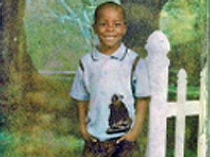 Marquan Leon Williams Browder, age 7, in a two-year-old photograph.