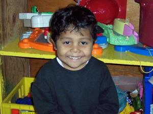"This child - referred to in court documents as ""MHK"" - was reported missing by Rosnah Thomason in May 2008."