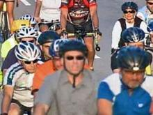 'Ride for Silence' raises awareness of cyclists