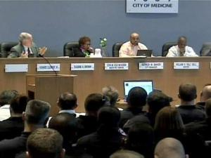 City employees crowd Durham meeting about salaries