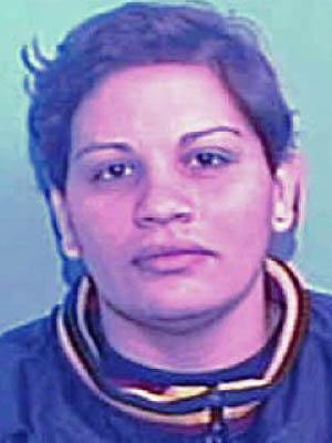 This is an image of the woman accused of identity theft.