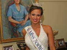 Miss North Carolina 4