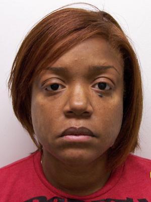 Marie Karyne Charles (photo courtesy of the Jones County Sheriff's Office)