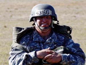Pfc. Luke J. Brown of Fredericksburg, Va., died at Fort Bragg July 20, 2008.