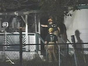 A fire just outside Hope Mills early Monday, Sept. 1, 2008, killed one person and injured another, authorities said.