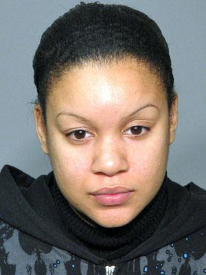 Nakea Shante Harrison (Image from the Wake County Sheriff's Office)