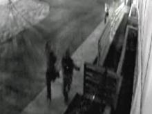 Police seek people on surveillance tape after shooting