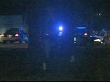 The chase came to an end Saturday evening near New Bern Avenue in Raleigh.