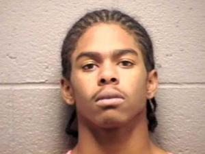Mug shot of Brion Tyler Moore, taken after a 2008 arrest