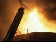 Raleigh fire deemed suspicious
