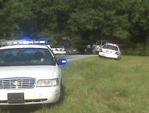Police investigate a shooting at 916 Benvenue Road, Rocky Mount.