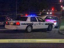 Durham police said a 27-year-old man was shot while sitting in a passenger vehicle outside the No Great Love Christian Church, at Taylor Street and North Hyde Park Avenue, around 8:30 p.m. Thursday, Aug. 6, 2009.