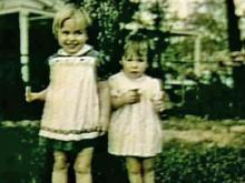 Kathryn Easburn's daughters, 3-year-old Erin and 5-year-old Kara