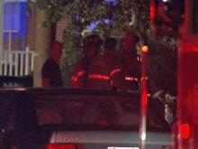 Raleigh townhouse fire ruled arson