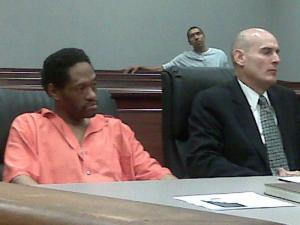 James Arthur Whitaker pleads guilty on Sept. 18, 2009, to killing a couple in April 2007 off Capital Boulevard in Raleigh.
