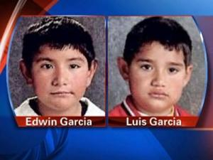 Edwin and Luis Garica