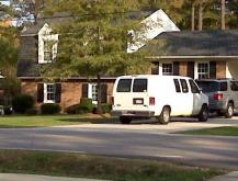 Police are investigating a home day care at 1300 Laura Duncan Road in Apex.