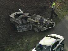Teens injured in single-vehicle crash