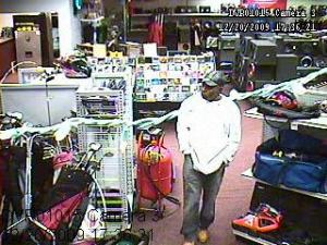 Managers at Cash Converters, 3500 Bragg Blvd. in Fayetteville, offered a $1,000 reward for information leading to an arrest. Police said a safe in the office of the store was broken into the evening of Sunday, Dec. 20.