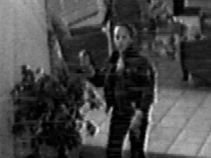 Rocky Mount police released this photo Wednesday of a female person of interest who may have been with Johvoun Harvey on Sunday at the Motel 6.