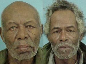 Left to right: Willie Moore Sr., 78, and Willie Moore Jr., 62