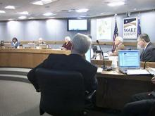 Elective abortion coverage sparks debate at Wake meeting