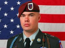 Army Spc. Matthew D. Huston