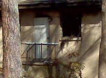 The bodies of two people were found after what authorities describe as a suspicious fire in a duplex building at 1816 Legion Road in Chapel Hill the night of Friday, March 19, 2010.