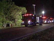 Zebulon man pinned under truck after crash