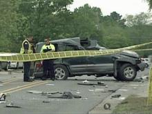 Kaleb Valliant, of Aberdeen, and Thadius Markle, of Raeford, died in a wreck at Camden and Cumberland roads in Fayetteville on April 24, 2010.