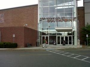 Power was out at the Southpoint Mall in Durham on June 23, 2010.