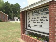 Accused church vandal says he regrets actions
