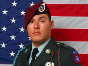 Army Spc. Christopher Moon