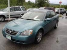 Fayetteville police believe a teal-colored Nissan Altima similar to this one might be involved with the robberies the Subway restaurant at 2908 Raeford Road on Aug. 14 and the Baskin Robbins on Owen Drive on Aug. 18.
