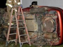 Car hits Raleigh home