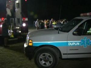 Two Marines who disappeared after a rafting trip in Duplin County on Sunday were found safe early Monday.
