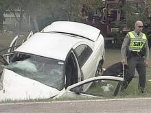 Man killed in Harnett County crash